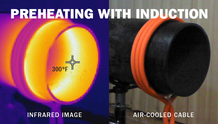 Fig 1 Induction infrared temp